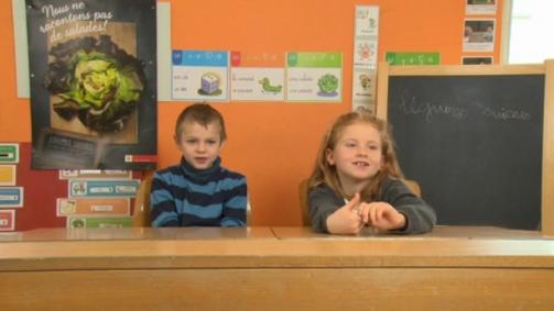 Les enfants racontent – légume 1