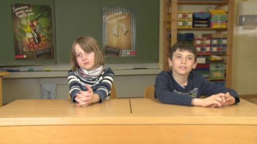 Kinder erklären – Gemüse 3