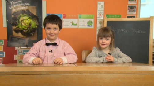 Les enfants racontent – légume 3