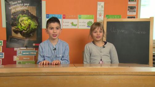 Les enfants racontent – légume 5